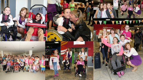 Summer R&R Shannon AirportCollage 2016