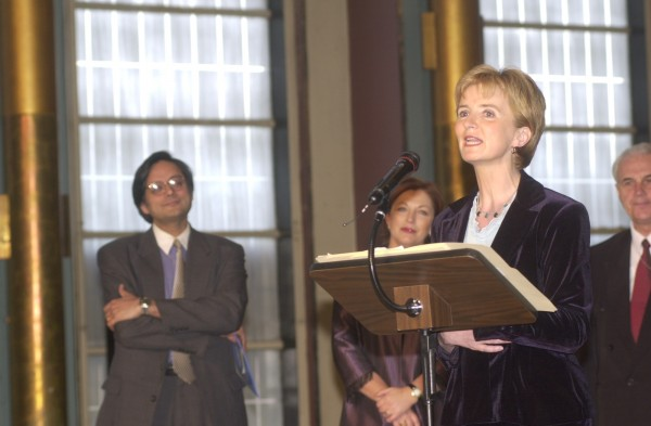 UN Exhibition BWWL Opening in New York (2001)-36