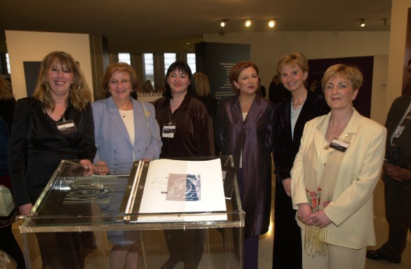 UN Exhibition BWWL Opening in New York (2001)-64