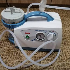 New machine ready for use in Vesnova