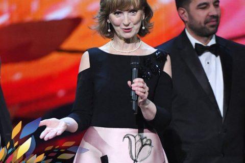 Adi Roche National Television Awards