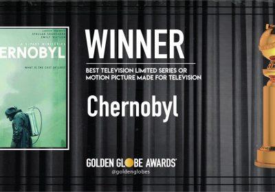 Chernobyl Golden Globes